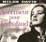 ASCENSEUR POUR L'ECHAFAUD (MUSIQUE DE FILM) - MILES DAVIS (CD)