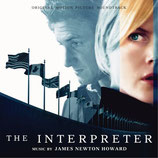 L'INTERPRETE (THE INTERPRETER) MUSIQUE - JAMES NEWTON HOWARD (CD)