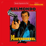 LE PROFESSIONNEL (MUSIQUE DE FILM) - ENNIO MORRICONE (CD)