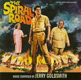 L'HOMME DE BORNEO (THE SPIRAL ROAD) - MUSIQUE DE FILM - JERRY GOLDSMITH (CD)