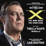 L'HORRIBLE CAS DU DOCTEUR X (MUSIQUE DE FILM) - LES BAXTER (CD)