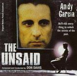 SOUS LE SILENCE (THE UNSAID) - MUSIQUE DE FILM - DON DAVIS (CD)