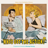 L'INCONNU DU GANG DES JEUX (WHO'S GOT THE ACTION?)  - GEORGE DUNING (CD)