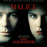 MALICE (MUSIQUE DE FILM) - JERRY GOLDSMITH (CD)