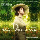 UNE PROMESSE (MUSIQUE DE FILM) - GABRIEL YARED (CD)