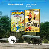 LES AVENTURES DU BARON DE MUNCHAUSEN - MICHEL LEGRAND (CD)