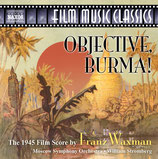 AVENTURES EN BIRMANIE (OBJECTIVE, BURMA !) - FRANZ WAXMAN (CD)