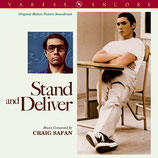 ENVERS ET CONTRE TOUS (STAND AND DELIVER) - CRAIG SAFAN (CD)