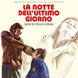 LA NOTTE DELL'ULTIMO GIORNO (MUSIQUE DE FILM) - STELVIO CIPRIANI (CD)