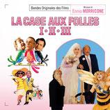 LA CAGE AUX FOLLES (MUSIQUE DE FILM) - ENNIO MORRICONE (2 CD)