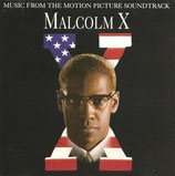 MALCOLM X (MUSIQUE DE FILM) - BILLIE HOLIDAY - ARETHA FRANKLIN (CD)