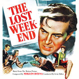 LE POISON (THE LOST WEEKEND) MUSIQUE DE FILM - MIKLOS ROZSA (CD)