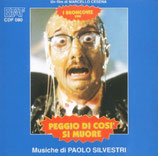 LE CRI DE LA LAVANDE DANS LE CHAMP DE SAUTERELLES - PAOLO SILVESTRI (CD)