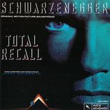 TOTAL RECALL (MUSIQUE DE FILM) - JERRY GOLDSMITH (CD)