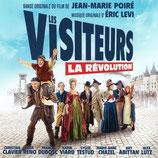 LES VISITEURS LA REVOLUTION (MUSIQUE DE FILM) - ERIC LEVI (CD)