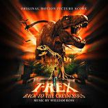 T-REX 3D (MUSIQUE DE FILM) - WILLIAM ROSS (CD)