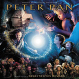 PETER PAN (MUSIQUE DE FILM) - JAMES NEWTON HOWARD (CD)