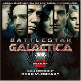 BATTLESTAR GALACTICA - SAISON 2 (MUSIQUE) - BEAR McCREARY (CD)