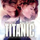 TITANIC (MUSIQUE DE FILM) - JAMES HORNER (CD)
