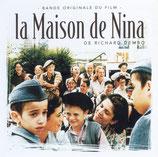 LA MAISON DE NINA (MUSIQUE DE FILM) - TEDDY LASRY (CD)
