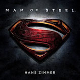MAN OF STEEL (MUSIQUE DE FILM) - HANS ZIMMER (CD)