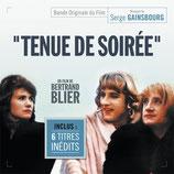 TENUE DE SOIREE (MUSIQUE DE FILM) - SERGE GAINSBOURG (CD)