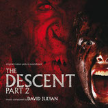 THE DESCENT PART 2 (MUSIQUE DE FILM) - DAVID JULYAN (CD)