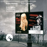 TOI LE VENIN / LE VAMPIRE DE DUSSELDORF - ANDRE HOSSEIN (CD)