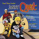 LES AVENTURES DE JONNY QUEST (MUSIQUE) - WILLIAM HANNA (2 CD)