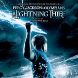 PERCY JACKSON : LE VOLEUR DE FOUDRE (MUSIQUE) - CHRISTOPHE BECK (CD)