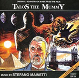 LA MALEDICTION DE LA MOMIE (TALOS THE MUMMY) - STEFANO MAINETTI (CD)