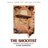 LE DERNIER DES GEANTS (THE SHOOTIST) MUSIQUE - ELMER BERNSTEIN (CD)