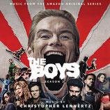THE BOYS SAISON 2 (MUSIQUE DE SERIE TV) - CHRISTOPHER LENNERTZ (CD)