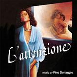 PLAISIRS DE FEMME (L'ATTENZIONE) MUSIQUE - PINO DONAGGIO (CD)