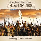 FIELD OF LOST SHOES (MUSIQUE DE FILM) - FREDERIK WIEDMANN (CD + AUTOGRAPHE)