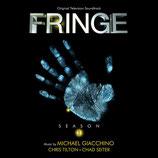 FRINGE SAISON 1 (MUSIQUE) - CHRIS TILTON - MICHAEL GIACCHINO (CD)