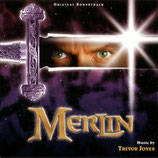 MERLIN (MUSIQUE DE FILM) - TREVOR JONES (CD)