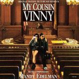 MON COUSIN VINNY (MY COUSIN VINNY) MUSIQUE - RANDY EDELMAN (CD)