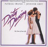 DIRTY DANCING (MUSIQUE DE FILM) - PATRICK SWAYZE - ERIC CARMEN (CD)