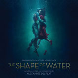 LA FORME DE L'EAU (THE SHAPE OF WATER) - ALEXANDRE DESPLAT (CD)