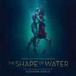 LA FORME DE L'EAU (THE SHAPE OF WATER) MUSIQUE FILM - ALEXANDRE DESPLAT (CD)