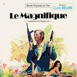 LE MAGNIFIQUE (MUSIQUE DE FILM) - CLAUDE BOLLING (2 CD)