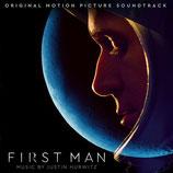 FIRST MAN - LE PREMIER HOMME SUR LA LUNE - JUSTIN HURWITZ (CD)