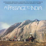 LA ROUTE DES INDES (A PASSAGE TO INDIA) MUSIQUE - MAURICE JARRE (CD)