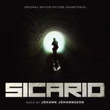 SICARIO (MUSIQUE DE FILM) - JOHANN JOHANNSSON (CD + AUTOGRAPHE)