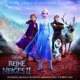 LA REINE DES NEIGES 2 (DISNEY) MUSIQUE DE FILM - CHRISTOPHE BECK (CD)
