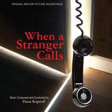 TERREUR SUR LA LIGNE (WHEN A STRANGER CALLS) - DANA KAPROFF (CD)