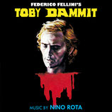 TOBY DAMMIT (MUSIQUE DE FILM) - NINO ROTA (CD)