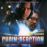 POURSUITE (CHAIN REACTION) - MUSIQUE DE FILM - JERRY GOLDSMITH (CD)
