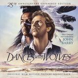 DANSE AVEC LES LOUPS (DANCES WITH WOLVES) - JOHN BARRY (2 CD)